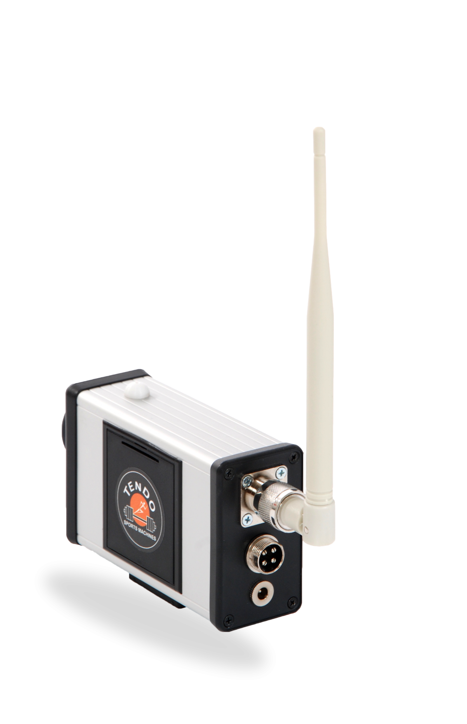 Tendo sprint system, the timing system photocell view of the back - Tendo Sport