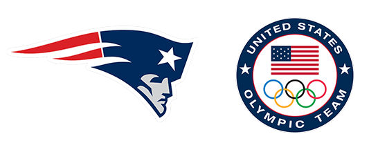 Tendo Sport customers: New England Patriots, United States Olympic team