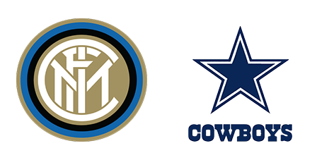 Tendo Sport customers: A. C. Milan, Dallas Cowboys