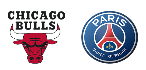 Tendo Sport customers: Chicago Bulls, Paris Saint-Germain