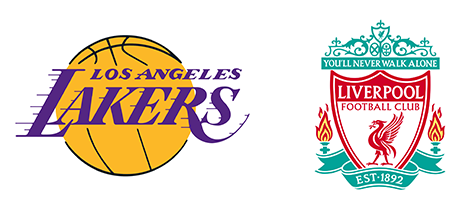 Tendo Sport customers: Liverpool Football Club, Los Angeles Lakers