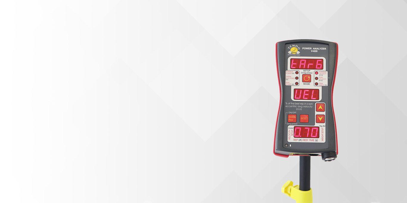 Target Velocity for Tendo Unit Velocity Based Training Mode